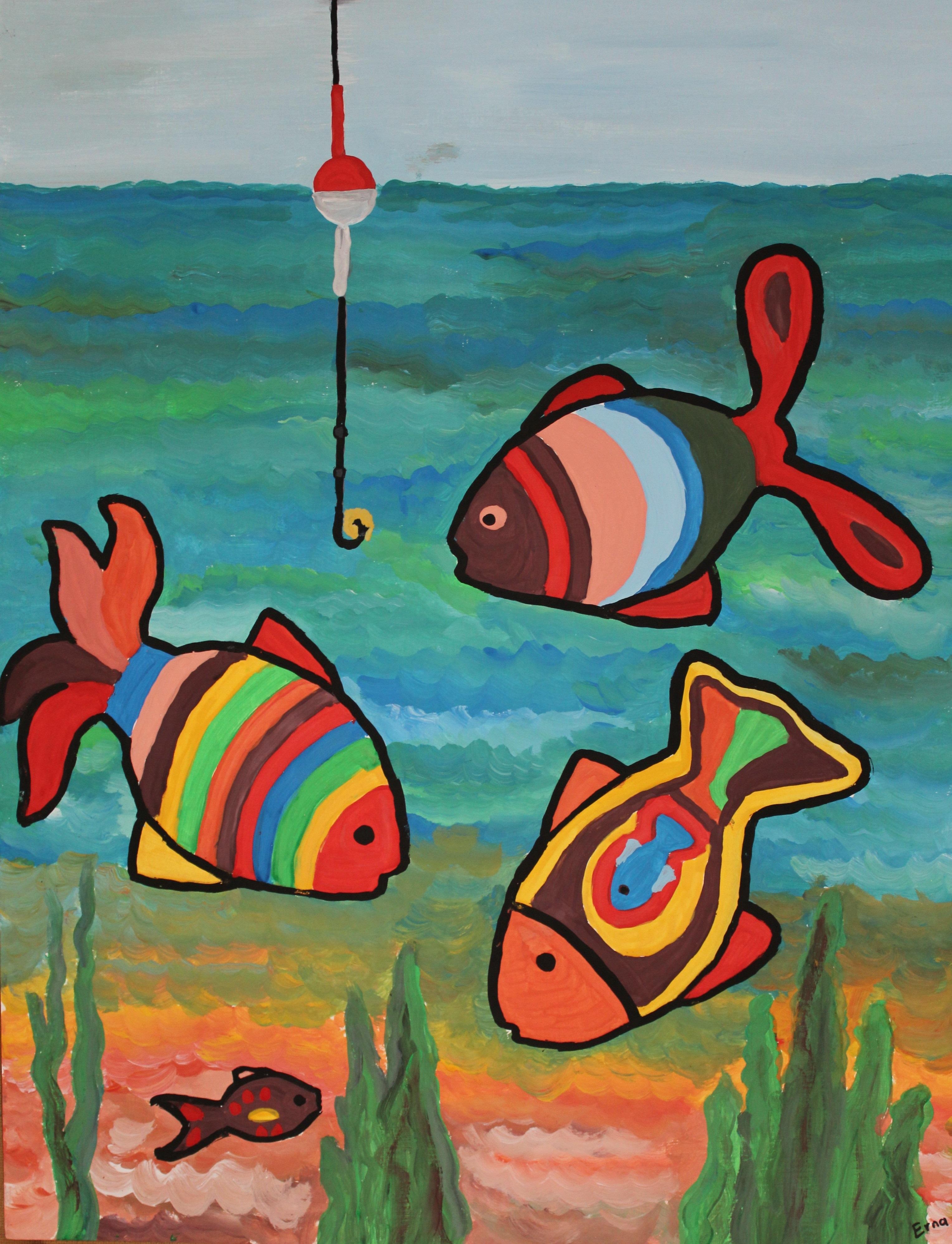 D007 Vissen