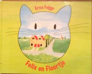 Kleuren prentenboek over twee katten met harde cover